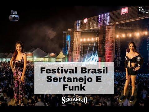 Vlog: Festival Brasil Sertanejo E Funk