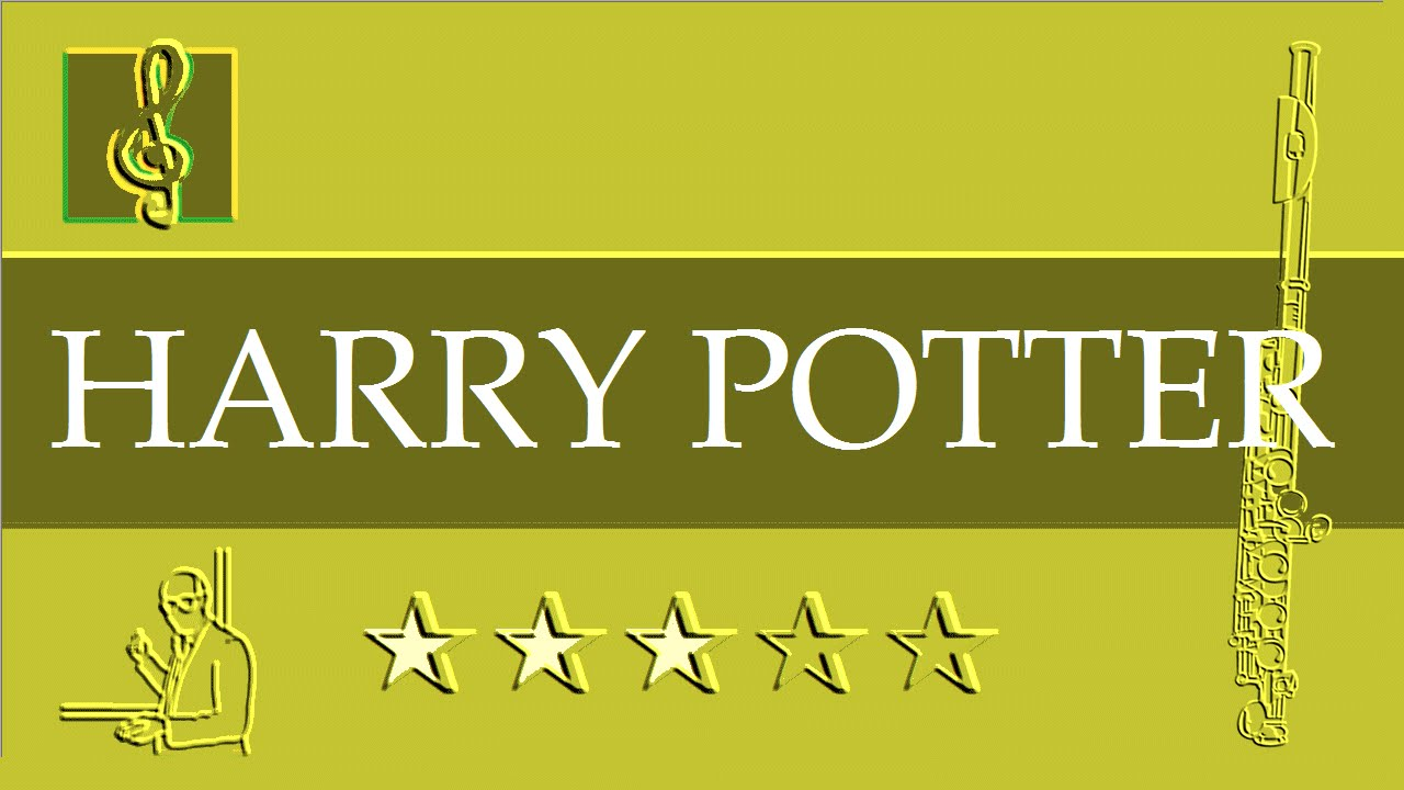photo regarding Harry Potter Theme Song Piano Sheet Music Printable Free known as Flute Notes Guide - Harry Potter - Hedwigs Topic (Sheet songs)