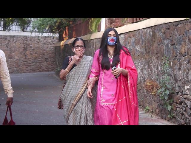 Adah Sharma Snapped At Bandra
