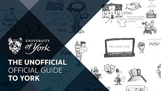 The unofficial official guide to the University of York