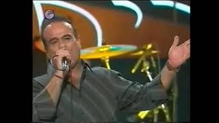 """הזמר משה הלל בהופעה חיה בתכנית """"ריח מנטה"""" - 2006"""