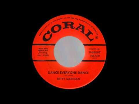 1958 241   Betty Madigan   Dance Everybody Dance ...