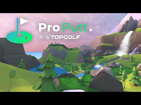 Pro Putt by Topgolf - Bande Annonce
