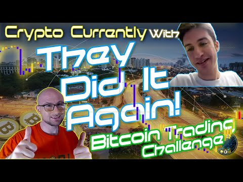 Crypto Currently - Liquidity Attracts Price: Gravity with Bitcoin Trading Challenge Mp3