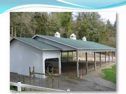 Agricultural Buildings - Farm Buildings, Horse Barns and Barn Kits
