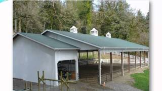Agricultural Buildings - Farm Buildings, Horse Barns And Barn Kits