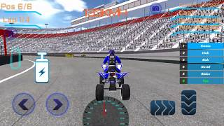 ATV Bike Racing 2019 - quad bike racing game - Gameplay Android game