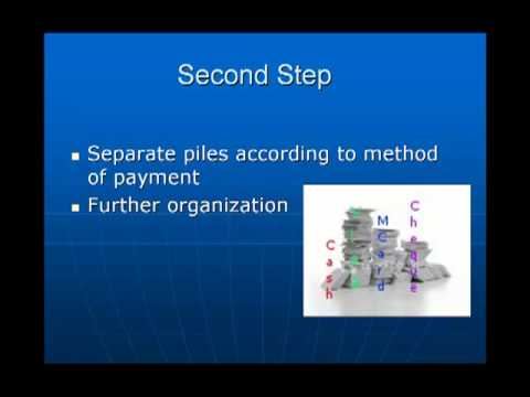 Bookkeeping Tips - YouTube