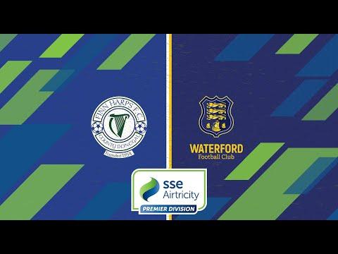 Premier Division GW4: Finn Harps 2-1 Waterford