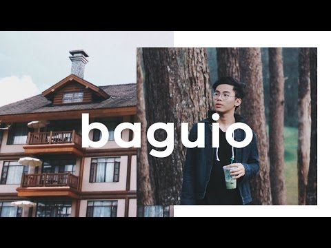 Baguio Travel Diary