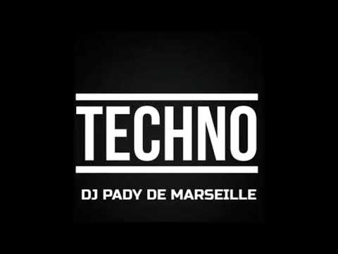 7.4.2018 TECHNO NIGHT DJ PADY DE MARSEILLE IN THE MIX