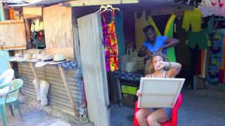 Art in Motion #26 Montego Bay Jamaica - Jessica Gorlicky