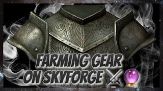 How To Farm Gear On Skyforge
