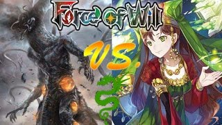 Force of Will (TCG) Feature Match: RB Nyarlathotep Cthulhus Vs. GU Scheherezade Addition Control
