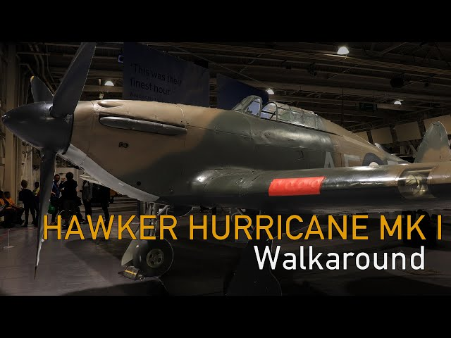 Hawker Hurricane Mk.I Walkaround