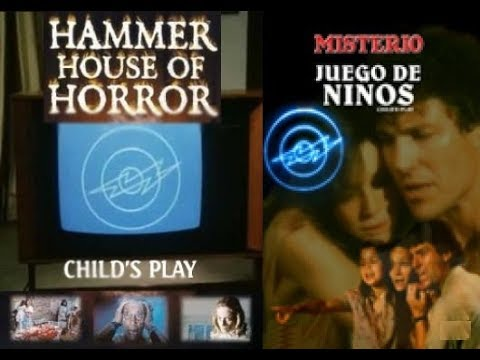 Hammer house of mystery and suspense childs play