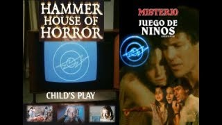 MISTERIO: JUEGO DE NIÑOS (Hammer House Of Mystery And Suspense: Child