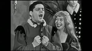 Rigoletto Understudy--Imogene Coca, Bill Hayes, 1954 TV