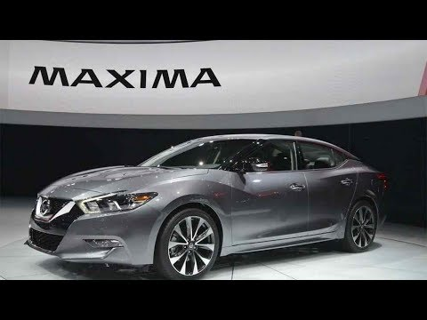 BREAKING NEWS!! 2019 Nissan Maxima Rumors, Redesign, and Review - Furious Cars