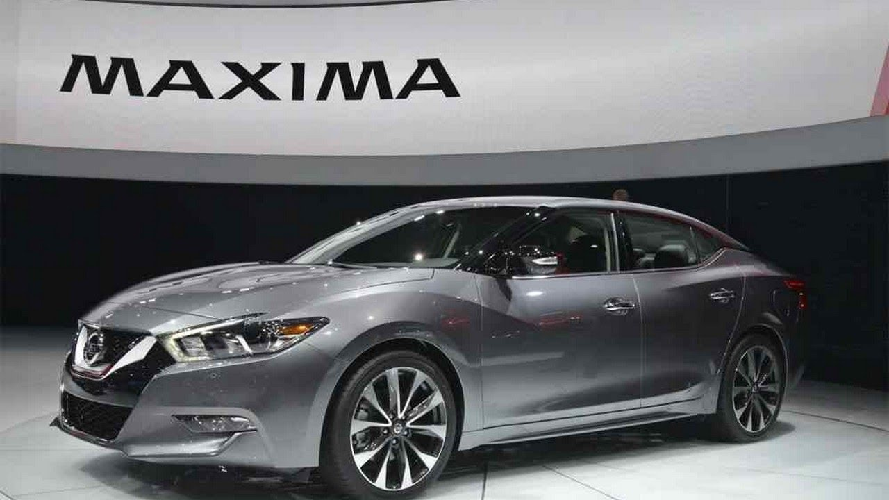 BREAKING NEWS!! 2019 Nissan Maxima Rumors, Redesign, and ...