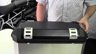 SW-Motech Trax EVO ALU Luggage Cases Aluminum Pannier
