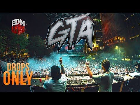 GTA @ Ultra Music Festival UMF 2015 | Drops Only |