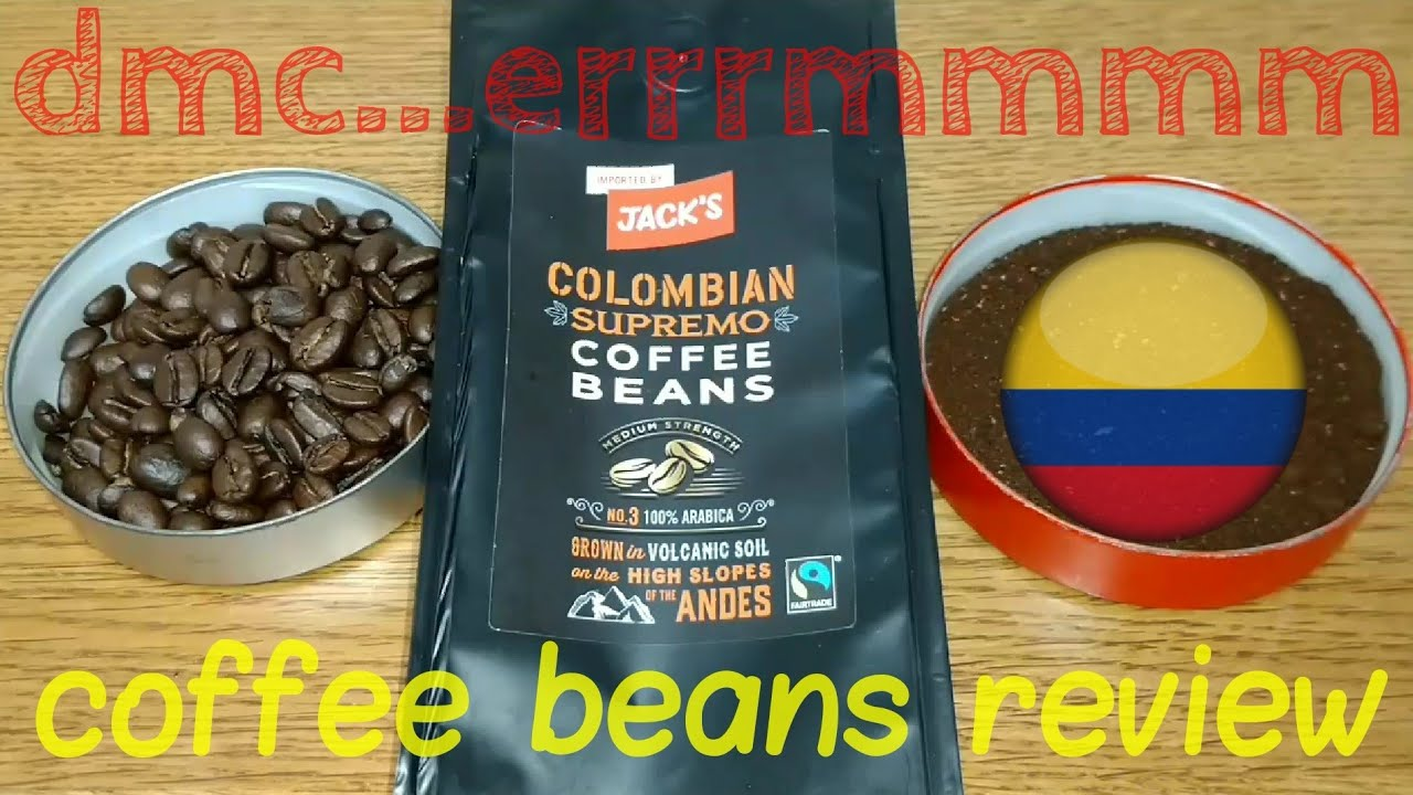 Jacks Bargain Tesco Colombian Supremo Coffee Beans Review