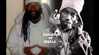Sizzla ft. Capleton - Jah Kill Out No Artist (Flash Forward Riddim) 2011