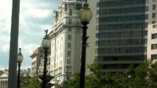 2010米東海岸・ワシントン・ペンシルバニア通り(ウィラードホテルまで)