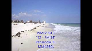 """WMEZ-94.1  """"EZ - FM 94"""" Pensacola, FL"""