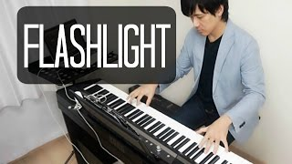 "My sister requested that I cover ""Flashlight"" by Jessie J! So I lis..."