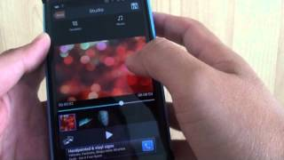 Create Slideshow Movie With Background Music on an Android Phone