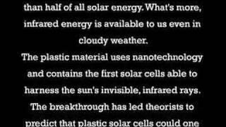 Spray-On Solar-Power Cells Are True Breakthrough