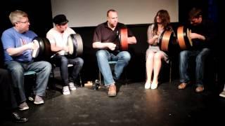 Craiceann Bodhrán Festival 2012, teacher's recital (2)