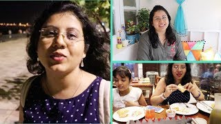 Mumbai's Night Beauty | Enjoyed Saturday Evening Outing & Special Dinner Party | Maitreyee's Passion