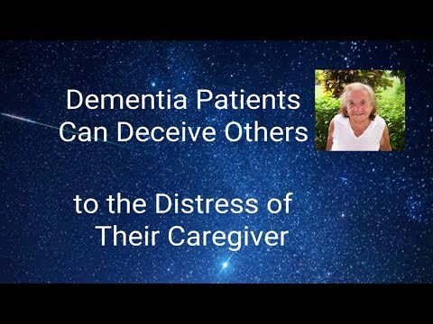 Alzheimer's Patients Can Deceive Others to the Distress of Their Caregiver (Support Podcast Health)