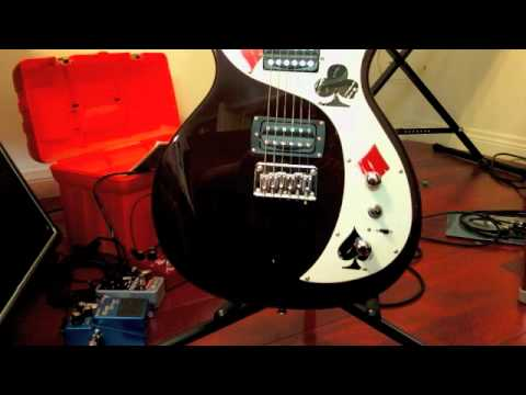 First Act Me321 Guitar Review