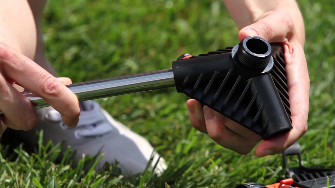 Claber 8715 Irrigatore a Intermittenza Impact Tripod Kit con tripode