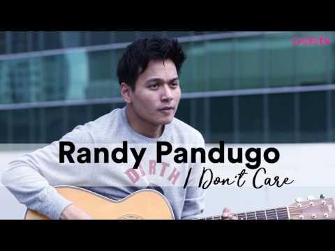 Rendy Pandugo - I Don't Care (Live At GADISmagz)