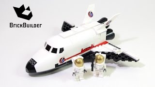 Lego City 60078 Utility Shuttle - Lego Speed Build