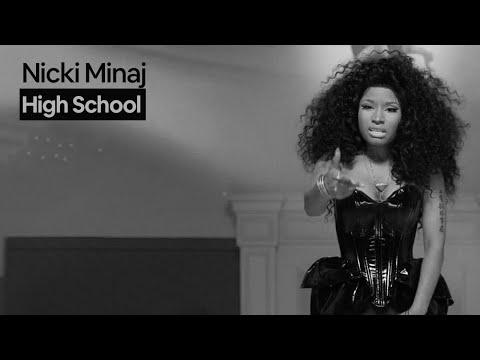 Nicki Minaj - High School ft. Lil Wayne [Dirty Version]