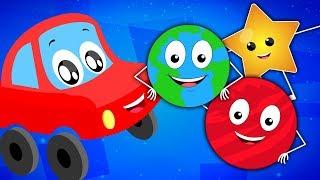 планета песни научиться планете образовательная песня Nursery Rhymes Planet Songs