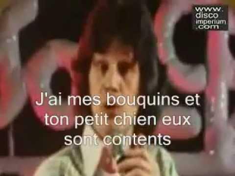 Gérard Lenorman Voici Les Clefs Youtube