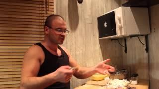 СПОРТПИТ - Спортпит - Жирдяи-пиздоболы - №2 Курица с грибами