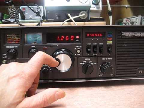 Yaesu FRG 7000 Repair Bandpass filter 001