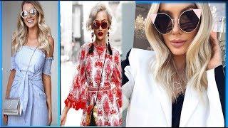 видео Модные женские очки весна-лето 2018
