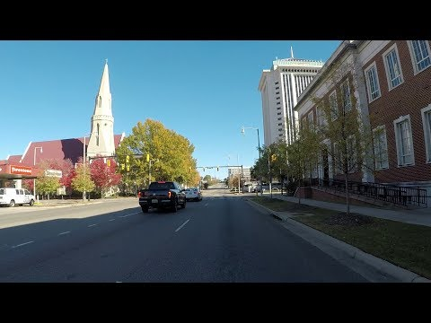 Road Trip #223 - Montgomery, Alabama City Drive