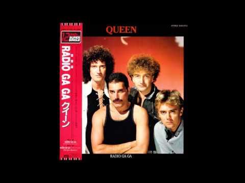 QUEEN - RADIO GA GA - MAXI SINGLE (JAPAN - FULL) 12