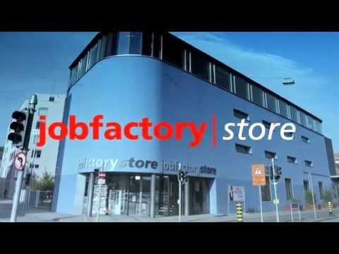 Jobfactory Store Werbespot