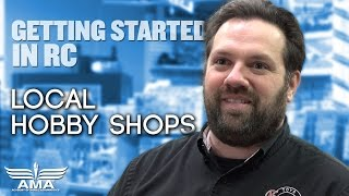 Getting Started in RC - Local Hobby Shops
